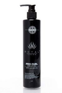 Curl Cream Gel By Royal Locks