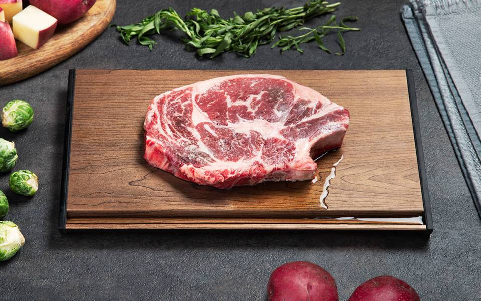 Defrosting Tray for Meat