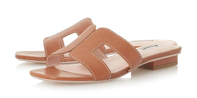 dune sandals loupe buy online