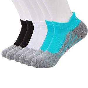 Feetalk Odor Resistant Cushioned Ankle Tab Sock