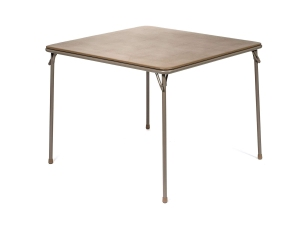 XL Series Square Folding Card Table