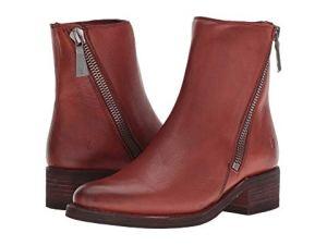 best frye boots demi zip