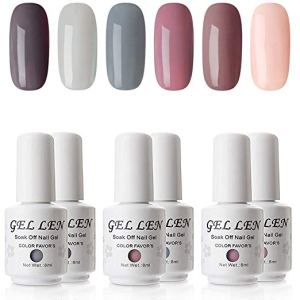 best gel nail polish gellen nude
