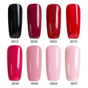 best gel nail polish modelones red