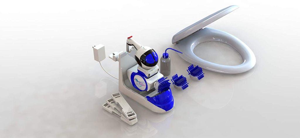 Giddel Toilet Cleaning Robot Amazon