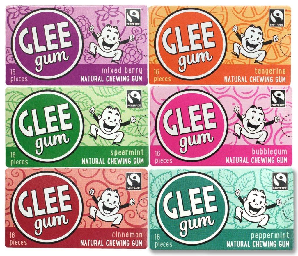 Natural Glee Gum