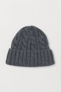Cable Knit Beanie H&M