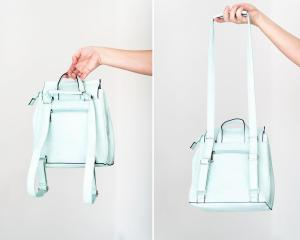 convertible backpack purse leftcoastoriginal