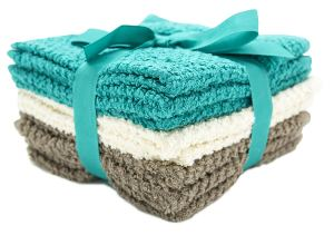 Living Fashions Washcloths