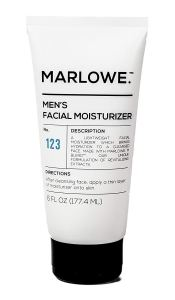 Marlowe No. 123 Men's Facial Moisturizer
