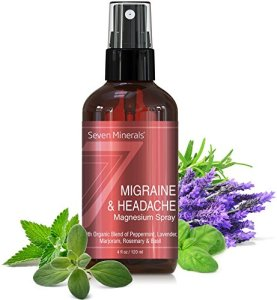 how to get rid of a migraine magnesium