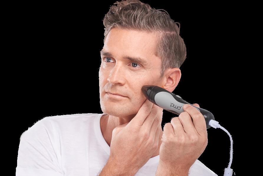 Mens Exfoliating Device