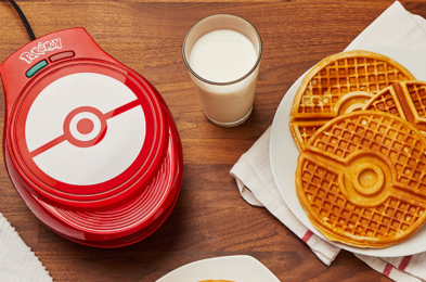 Pokemon Pancakes