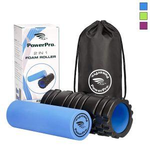 PowerPro 2-in-1 Foam Roller