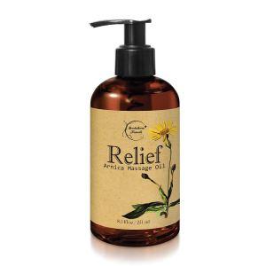 Relief Arnica Massage Oil