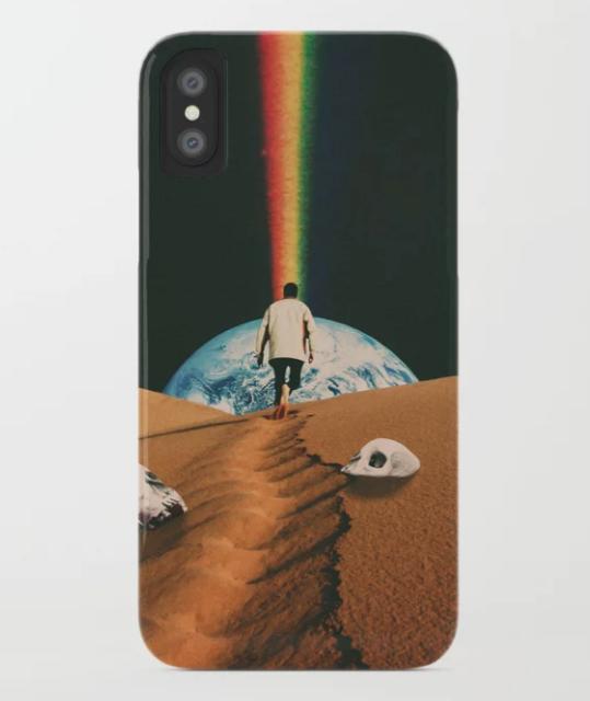 Surreal art iphone case