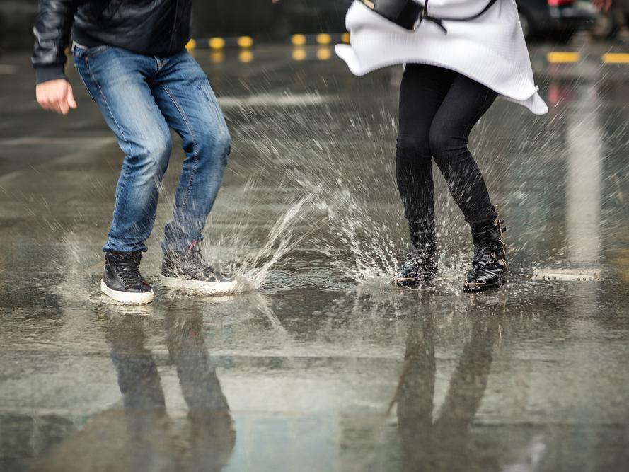 best shoes for rain