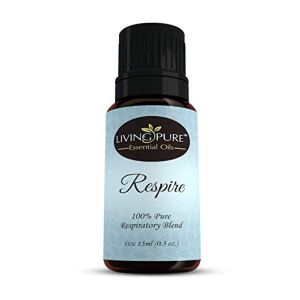 best essential oils clear sinuses respire