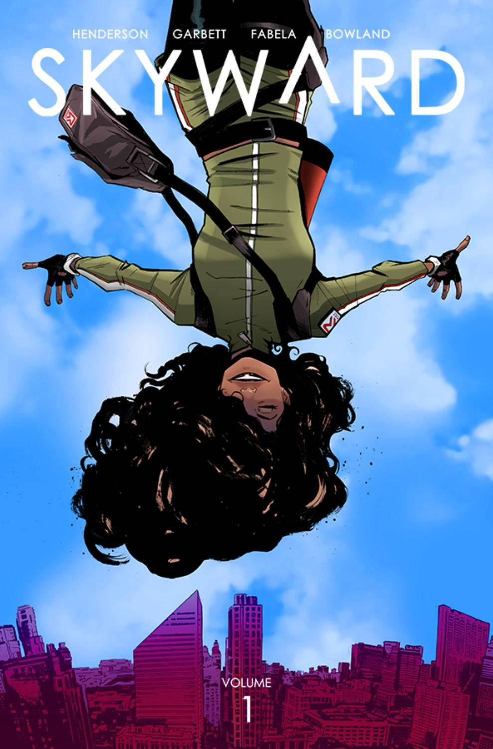 skyward graphic novel