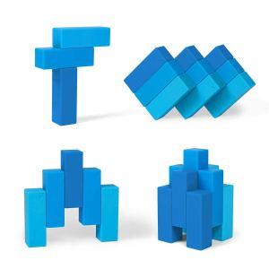 desk toys speks blocks beams