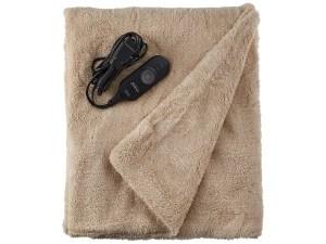 best electric blankets- Sunbeam Loftec Heated Throw Blanket