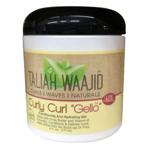 Taliah Waajid Curly Curl Conditioning And Hydrating Hair Gello