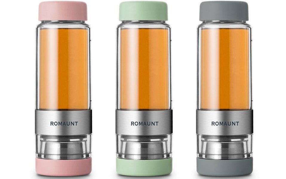 best travel mug tea Romaunt