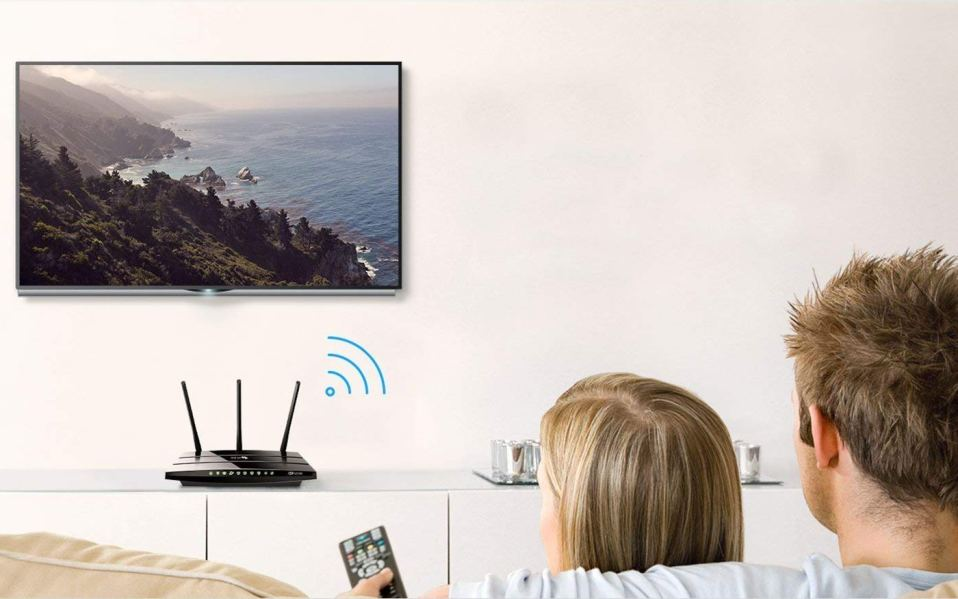 Best Gigabit Router Amazon: TP-Link Smart