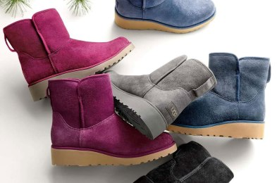 6 pairs of uggs for winter