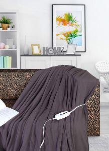 Utopia Bedding Luxurious Micro-Fleece Electric Throw