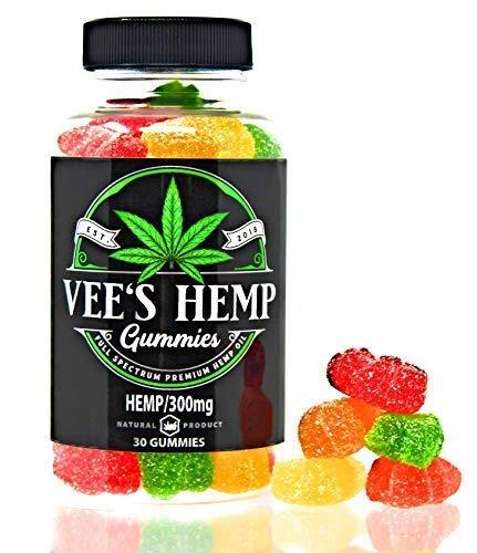 vee's hemp gummies