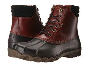 best winter boots sperry duck boot