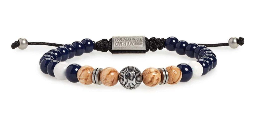 Yankee Stadium Wood Bracelet