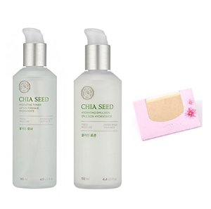 Chia Seed Toner The Face Shop