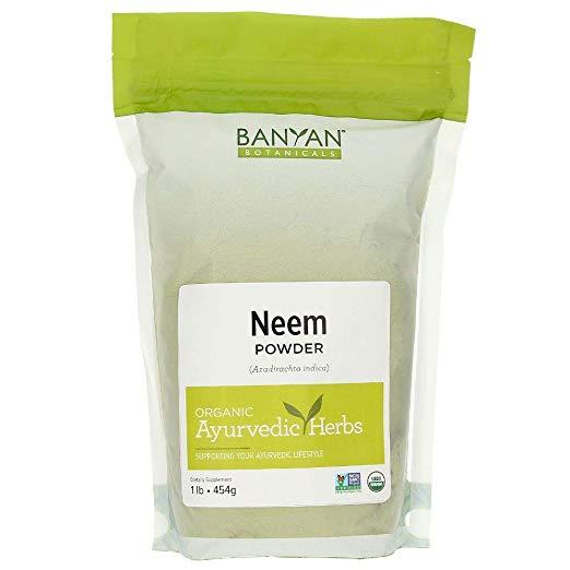 neem powder for hair loss