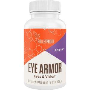 Bulletproof Eye Armor supplement