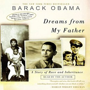 "Barack Obama ""Dreams from My Father: A Story of Race and Inheritance"""