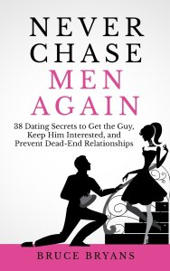 Never Chase Men Again book