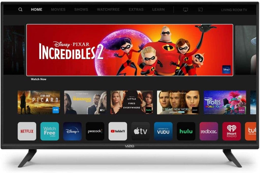Vizio D-Series 32 Inch TV - Best Smart TVs under $200