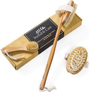 Dry Brushing Body Brush Ineffable Care