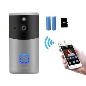 Aunex smart doorbell amazon