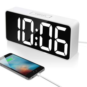 Leigi smart alarm clock amazon
