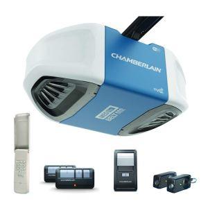 Chamberlain Smartphone-Controlled Garage Door Opener