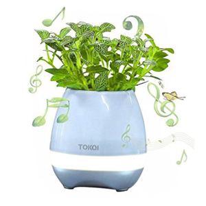Juled Music Flower Pot