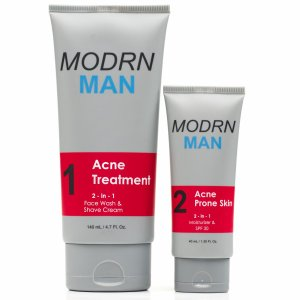 Acne Treatment Wash Moisturizer