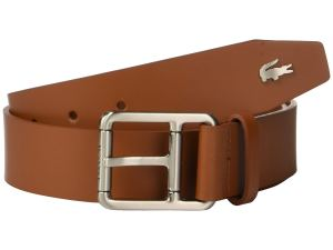Light Leather Belt Lacoste