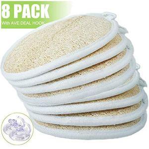 Exfoliating Loofah Sponge Pads Ave Deal
