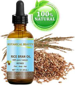Rice Bran Oil Botanical Beauty