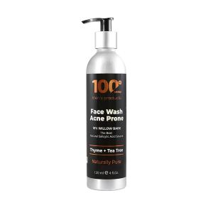 Acne Face Wash Men's