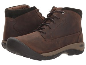Leather Hiking Shoes Keen